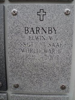 Elwin William Barnby