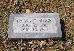 Calvin Clarence Block
