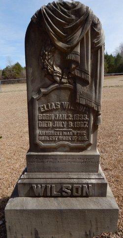 Elias Wilson