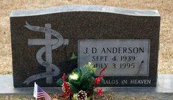 J. D. Anderson