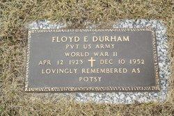 Floyd Eugene Potsy Durham