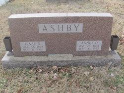 Agnes <i>Duncan</i> Ashby
