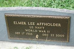Elmer Lee Lee Affholder