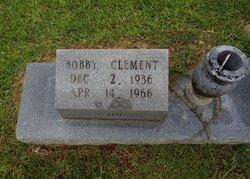 Robert Earl Bobby Clement