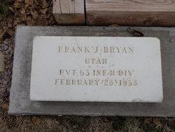 John Franklin Frank Bryan