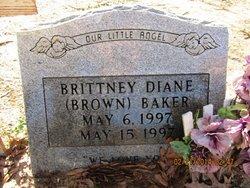 Brittney Diane <i>Brown</i> Baker