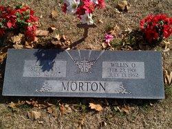 Lula Marie <i>Baker</i> Morton