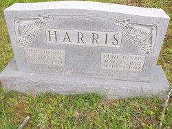 Ollie <i>Parker</i> Harris