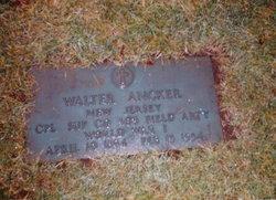 Walter Ancker