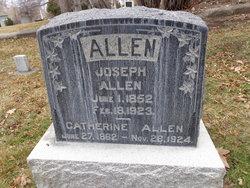 Joseph Henry Allen, Sr
