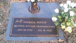 Theresa <i>Futch</i> Pettit