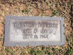 Thomas Jefferson Jeff Defriese
