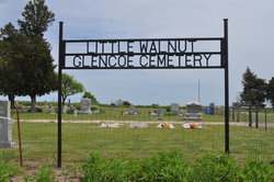 Little Walnut Cemetery (Glencoe Township)