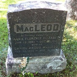 Daniel Angus D. A. MacLeod