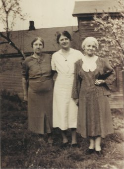 Mary Irene Sophie <i>Wickman</i> Hodge