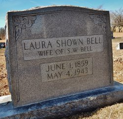 Laura <i>Shown</i> Bell