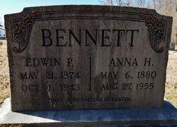 Anna Haseltine <i>Tichenor</i> Bennett