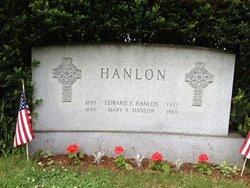 Mary Elizabeth <i>Becherer</i> Hanlon