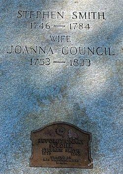 Joanna <i>Council</i> Smith