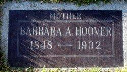 Barbara A Hoover