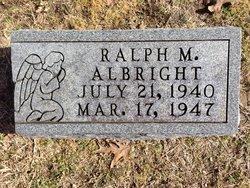 Ralph Michael Albright