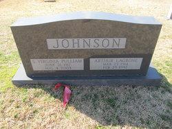 Arthur Lagrone Johnson