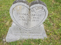 Fronia <i>Stacy</i> Abner