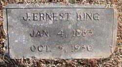 J. Ernest King
