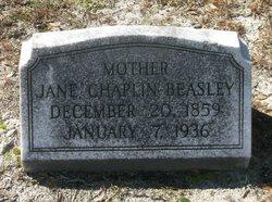 Jane <i>Chaplin</i> Beasley
