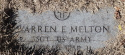 Warren Eugene Melton