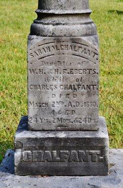 Sarah M. <i>Ebert</i> Chalfant