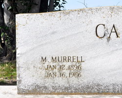 Marion Murrell Camp