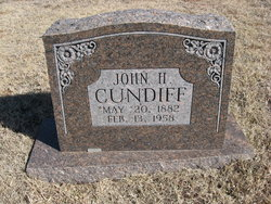John Henry Cundiff