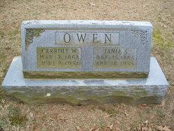 Carroll William Owen