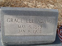 Grace Lee Adams