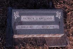Patrick John Angland