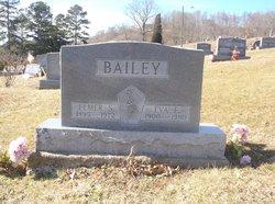 Eva <i>Evans</i> Bailey