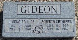 Wanda Pauline Gideon