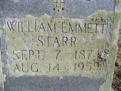William Emmett Starr