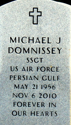 Michael Joseph Domnissey
