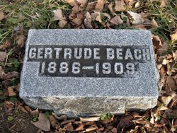 Gertrude <i>Greenwell</i> Beach