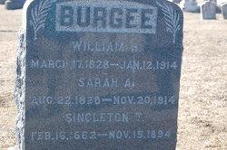 Sarah H Burgee