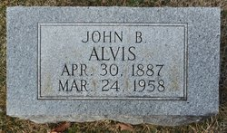 John Bennett Alvis