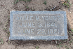 Annie M. <i>Grinnell</i> Young