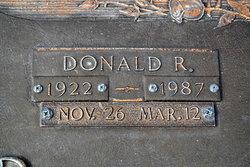Donald Richard Baker