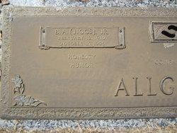 Barnett Alexander B A Allgood, Jr