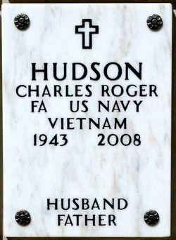 Charles Roger Hudson