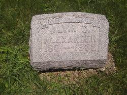 Alvin Clyde Alexander
