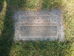 Elsie Etta <i>Boswell</i> Davis