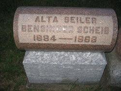 Alta Christianna <i>Klinger</i> Bensinger